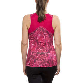 GORE RUNNING WEAR AIR PRINT Singlet Damen jazzy pink